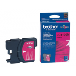 Brother LC1100M - Magenta -...